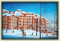 Village at Empire Pass Rendering